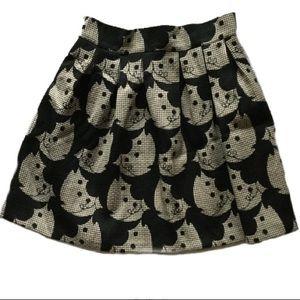 NWOT patterned skirt